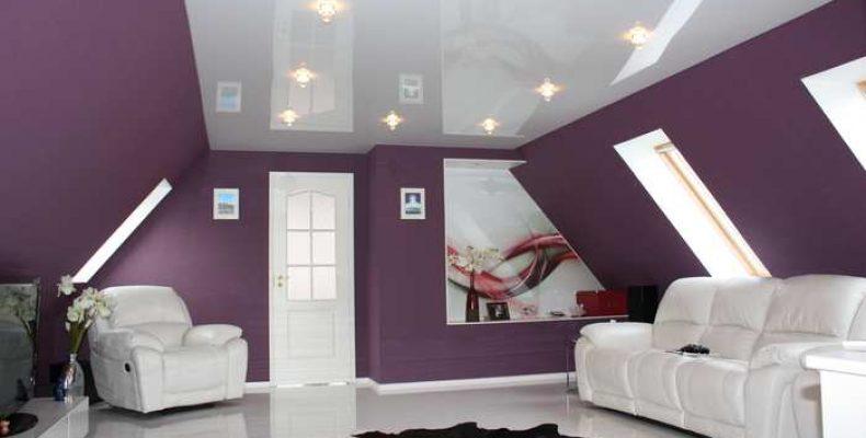 Всё о натяжных потолках! Дизайн и материалы.