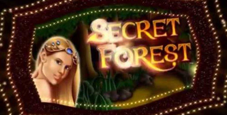 Игровой автомат «Secret Forest» – приключения в лесу