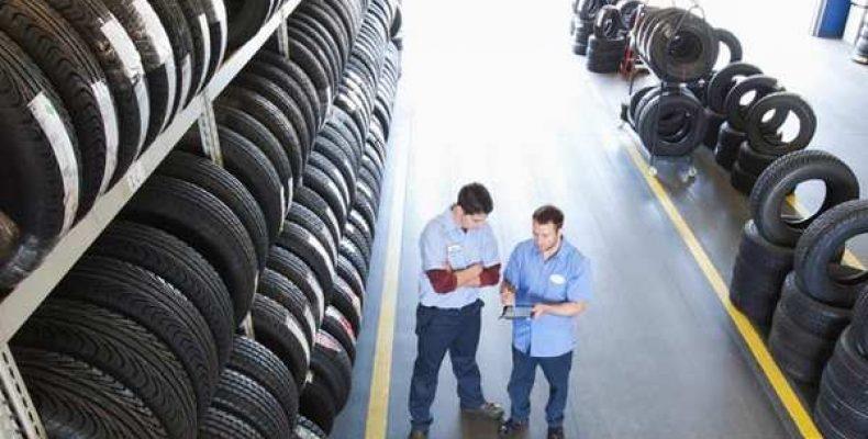 Как лучше хранить шины?
