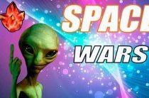 Очень редкий игровой автомат «Space Wars». Обзор игры.