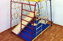 Как правильно выбрать спортивный комплекс для ребенка?