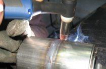 Сварка и дальнейшая обработка алюминия