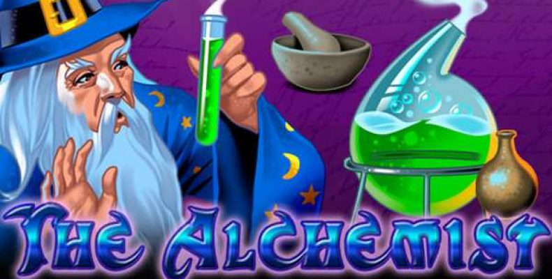 Игровой автомат «The Alchemist» – приключения алхимика