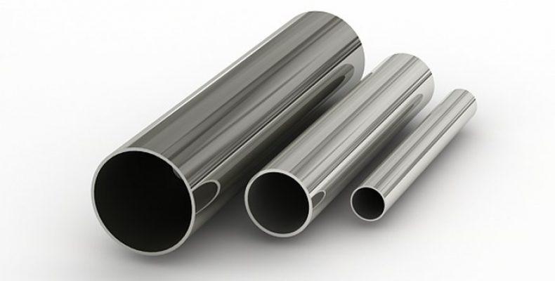 Трубы стальные электросварные круглые