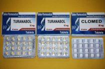 Орал Туринабол — лучший стероид накопительного действия