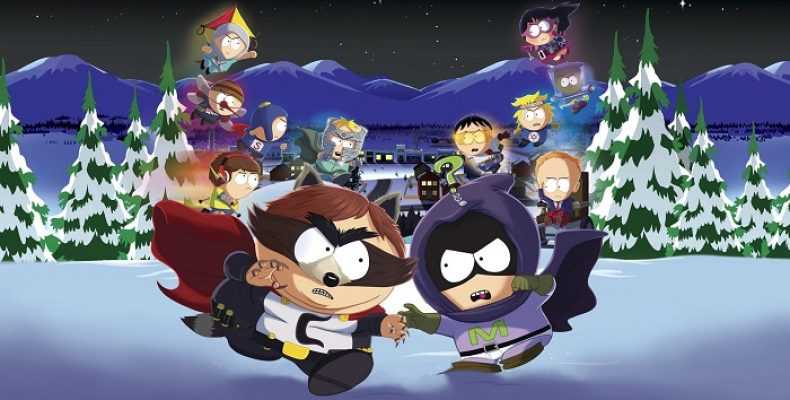 Конкурс от создателей  South Park