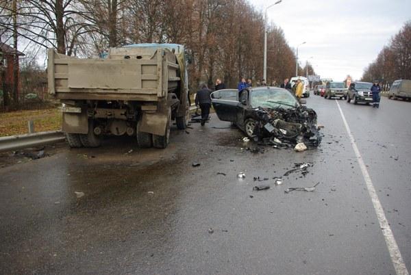 Водителя МАЗа, участника ДТП с машиной Шаманова, арестовали на 2 месяца